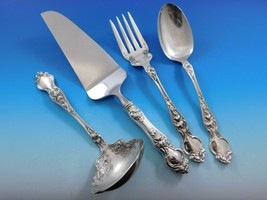 Violet by Wallace Sterling Silver Essential Serving Set Large 4-piece - $295.00
