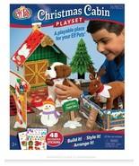 Elf On The Shelf Christmas Cabin Playset - $34.95