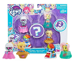 My Little Pony Cutie Mark Crew Party Style New in Package - $11.88