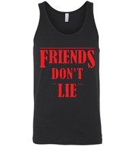 Stranger Things Friends Don't Lie Tank Top - $21.90+