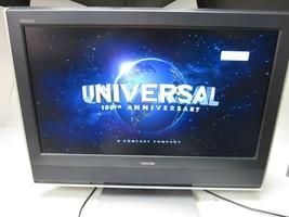 "Toshiba 26WL66Es 26"" 220v HDMI LCD Color European TV  - $71.10"