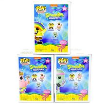 Funko Pop! Complete Set Spongebob Squarepants Patrick Star Squidward Tentacles image 3