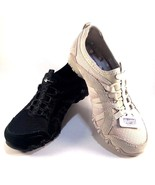 Skechers 49400 Natural Air Cooled Memory Foam Relaxed Fit Sneakers Size 9.5 - $41.40