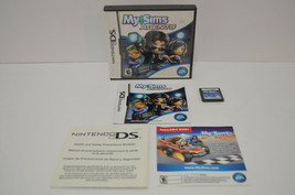 My Sims Agents (Nintendo DS 2009) Complete with Cartridge Manual & Case - $13.97