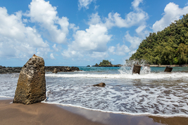 Hana Beach, Hana, Maui, Fine Art Photos, Paper, Metal, Canvas Prints - $40.00