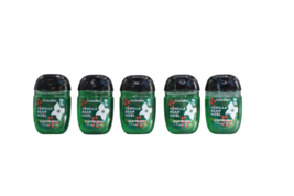 Bath & Body Works Vanilla Bean Noel Pocketbac Hand Sanitizer (Set of 5) - $18.00