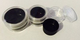 ACRYLIC CONCENTRATE CONTAINERS & SILICONE NO STICK INSERTS AVAIL 3 SIZE QTY - $4.94+