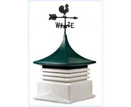 AG-CO Medium Storage Shed Cupola w/ Weathervane - $367.60