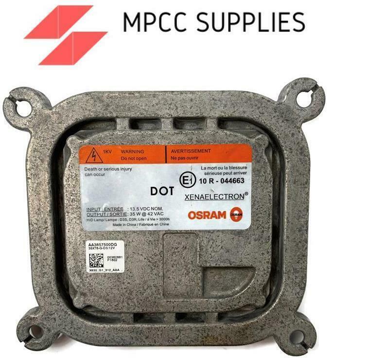 OEM Ford Edge 2011-2014 Ballast Xenon Headlight Module Sensor AA3857500DG - $32.66