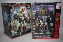 Hasbro Transformers Throne of the Primes Optimal Optimus Prime Action Fi... - $145.00