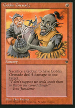 Magic: The Gathering - Fallen Empires - Goblin Grenade (A) - $0.29