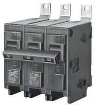 B350 BOLT-ON Circuit Breaker - Breaker 50A 3P 240V 10K Bl - $77.33