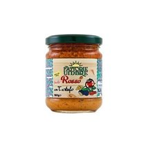 Premium Red Pesto Sauce with Truffle by Fattorie Umbre (6.35 ounce) - $4.39