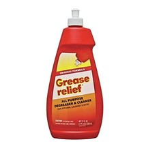 Grease Relief All Purpose Degreaser and Cleaner, 22 Fluid Ounce - $8.40