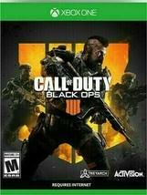 Call of Duty: Black Ops 4 (Microsoft Xbox One, 2018) Brand New - $33.65