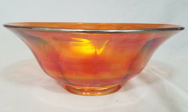 Antique Imperial Glass Colonial Marigold Carnival Glass in Bowl (circa19... - $18.00