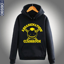 Assassination Classroom Clothes Long Sleeves Cashmere Coat costume - $48.99