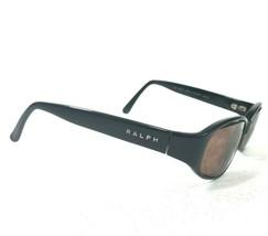 Ralph Lauren 991/S 0807BM Sunglasses Eyeglasses Frames Oval Round Black 130 - $37.39