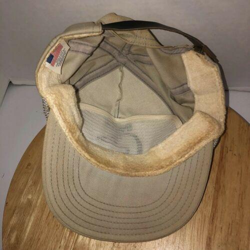 Vintage DUCKS UNLIMITED Sponsor 80s USA Hat Cap Strapback Dorfman Pacific ROPE image 10