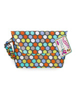 Tushy Tote by Sister Chic-Diaper & Wipe Case-1 Diddly Dot WOW! - $14.79