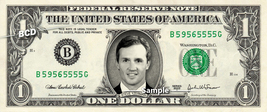 STEVE YZERMAN on a REAL Dollar Bill Cash Money Collectible Memorabilia Celebrity - $8.88