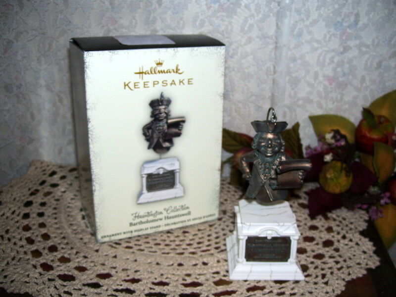 Primary image for Hallmark Ornament Bart Haunts Haunting Halloween Collections  MIB