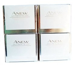 4 x AVON Anew Ultimate Multi-Performance Day Cream 50ml - 1.7oz SET ! - $99.90