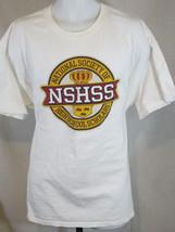 high school scholars crown art white 2XL Tshirt - $19.79