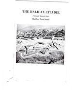 The Halifax Citadel , Nova Scotia (1940's) - $2.50