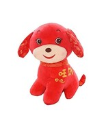 """Plush Stuffed Toys 2018 Chinese Spring Festival Zodiac Year Toys Red 12""""... - $22.51"""