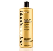 Sexy Hair Sulfate-Free Bombshell Blonde Shampoo  33.8oz - $50.50