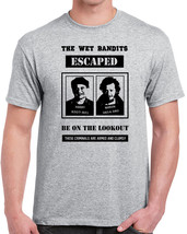 392 Wet Bandits mens T-shirt funny home christmas movie alone 90s marv h... - $15.00+