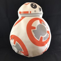 Disney Star Wars BB-8 Throw Pillow New with tags thinkgeek 2015 - $25.49