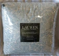 New Ralph Lauren Grande Damask Blue 3 Piece King Comforter Set - $145.00