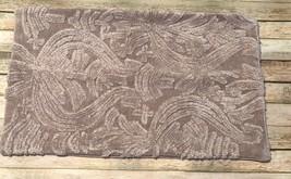 "Pottery Barn Natalia Thistle Mauve Lumbar Pillow Cover Zipper 16"" x 26"" ... - $44.55"