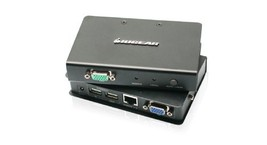 IOGEAR USB 2.0 VGA KVM Console Extender Up to 500 Feet, GCE500U