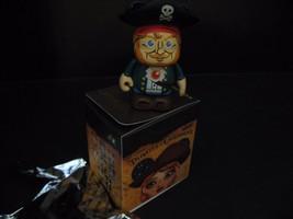 "New Disney 3"" Vinylmation Pirates of the Caribbean Series 2 Auctioneer Figure - $8.59"
