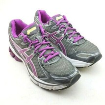 Asics Womens Gel GT-2170 Running Shoes Purple T256N Lace Up Mesh Sneaker... - $23.99
