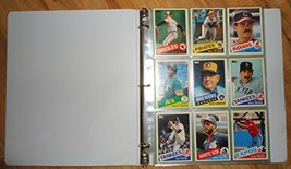 1985 Topps Traded Baseball Series Complete Mint 132 Card in the Original... - $25.99