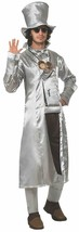 Rubie's Adult Wizard Of Oz Steampunk Tin Man Costume, XLarge - $47.49
