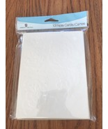 American Greetings 10 Count Note Cards Cartes Blank Inside  Ships N 24h - $4.94