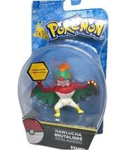 Hawlucha Pokemon Action Figures TOMY 3in - $50.00