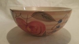 Alco Industries Ceramic Fruit Motif Bowl, Excellent  Condition - $4.99