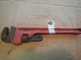 "Pipe Wrench #6 Craftsman 14"" Heavy Duty - $14.85"