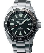 SEIKO SAMURAI PROSPEX AUTOMATIC DIVE WATCH STAINLESS STEEL SRPB51 - £230.22 GBP