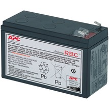 Apc By Schneider Electric Replacement Battery Cartridge #17 - $44.99