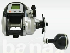 Banax KAIGEN 300C High Technology Big Game 77lb Power Drag Electric Fishing Reel image 1
