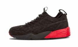 Puma R698 Nubuck  size 9 Black/Red - $141.97