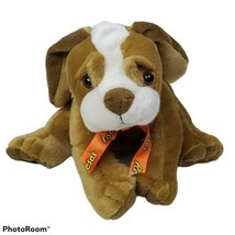 """Galerie Reeses Dog Plush 7"""" Brown Puppy Hershey Peanut Butter Stuffed An... - $21.99"""