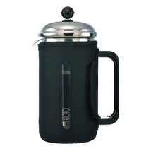 GROSCHE Fino 34 oz. 1000ml Glass French Press with Thermal Insulated Neo... - $71.71